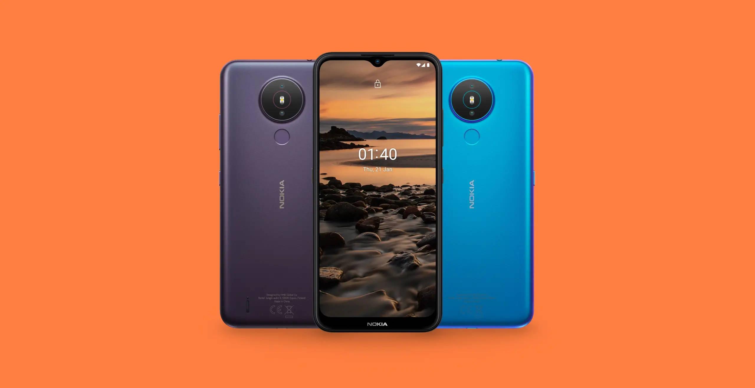 premiera Nokia 1.4 cena specyfikacja techniczna opinie Android 10 Go gdzie kupić najtaniej w Polsce