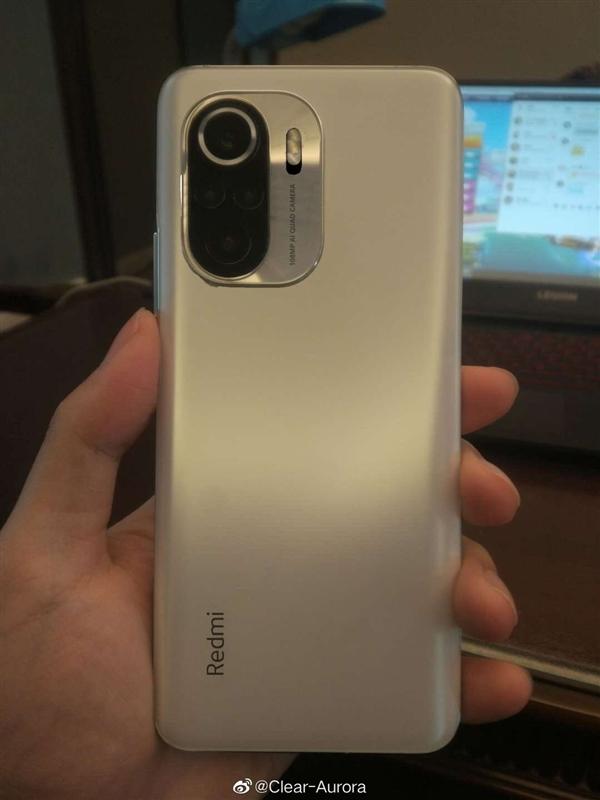 zdjęcie Xiaomi Redmi K40 Pro plotki przecieki specyfikacja techniczna