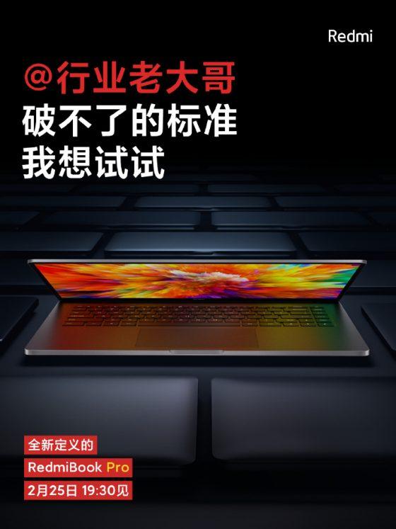 kiedy premiera RedmiBook Pro Redmi K40 cena specyfikacja techniczna