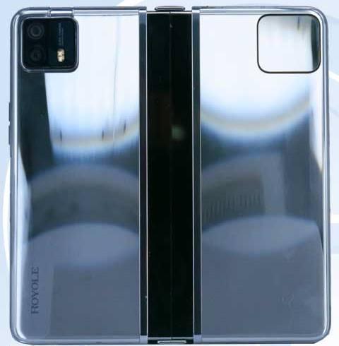 składany smartfon Royole Flexpai 3 TENAA specyfikacja techniczna
