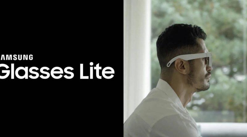 okulary Samsung Glasses Lite cena AR funkcje