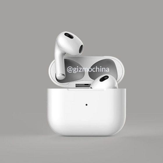 kiedy słuchawki bezprzewodowe Apple AirPods 3 cena rendery plotki przecieki iPad Pro 2021 airtags