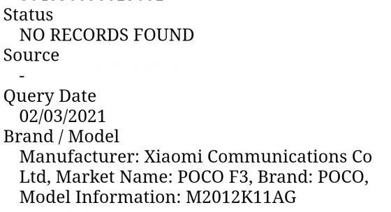 kiedy premiera POCO F3 cena Redmi K40 specyfikacja techniczna plotki przecieki wycieki