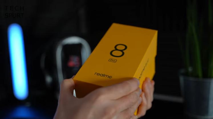 kiedy premiera Realme 8 Pro unboxing specyfikacja techniczna cena