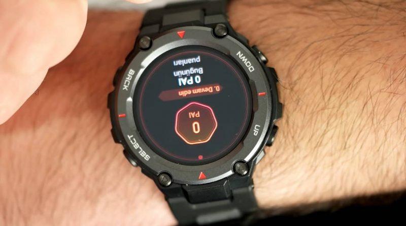 smartwatch Huami Amazfit T-Rex Pro cena kiedy premiera funkcje wideo