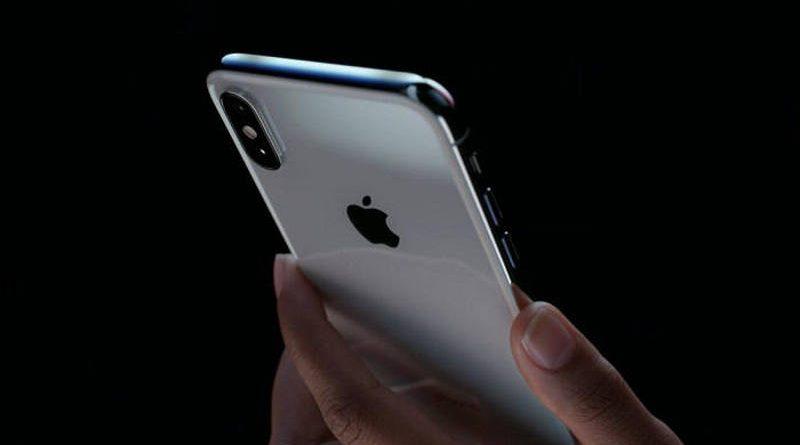 Apple iPhone X Jet Black