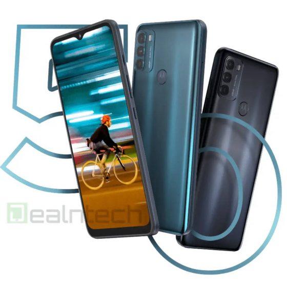 kiedy Motorola Moto G50 cena rendery specyfikacja techniczna