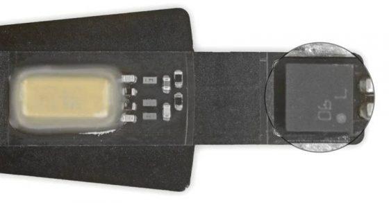 Apple HomePod Mini czujnik wilgotności temperatury