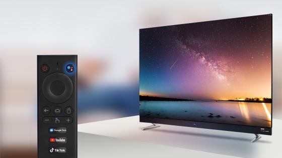 przystawka Android TV Mecool Now cena kamerka Google Duo