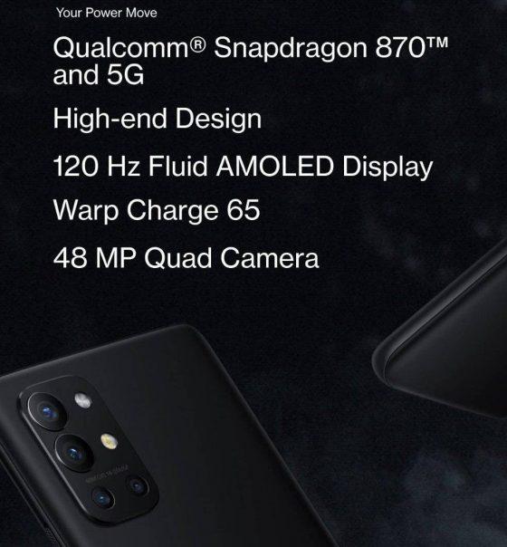 premiera OnePlus 9R cena specyfikacja techniczna opinie kiedy gdzie kupić najtaniej w Polsce