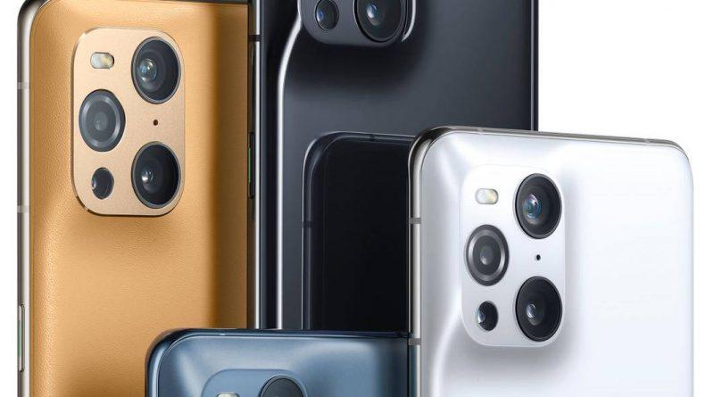Oppo Find X3 Pro nagroda Red Dot Product Design Award