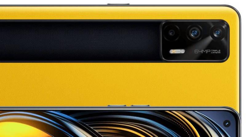 Realme GT 5G zaprezentowany. Ma aparat 64 MP i ekran z odświeżaniem w 120 Hz