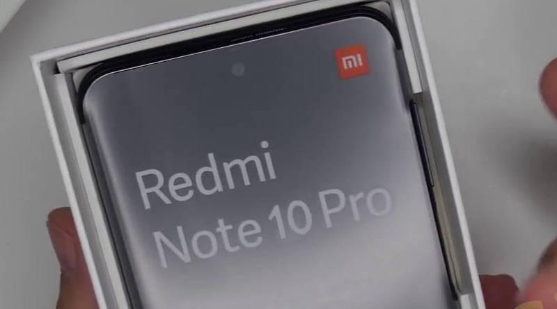 kiedy premiera Redmi Note 10 Pro cena specyfikacja techniczna