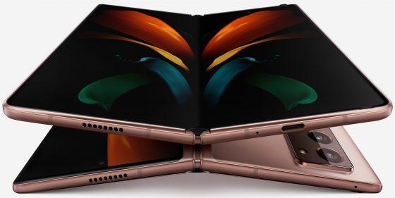 kiedy Samsung Galaxy Z Fold 3 Galaxy Z Flip 2 składane smartfony kolory plotki przecieki
