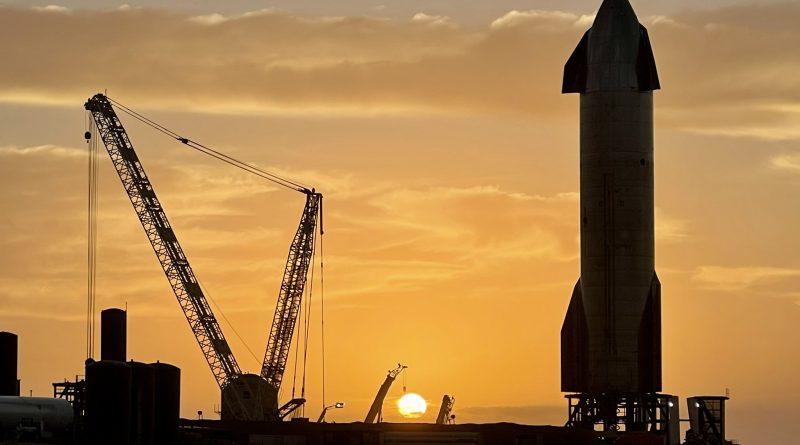 kiedy testy Starship SN11 statek kosmiczny SpaceX lot orbitalny