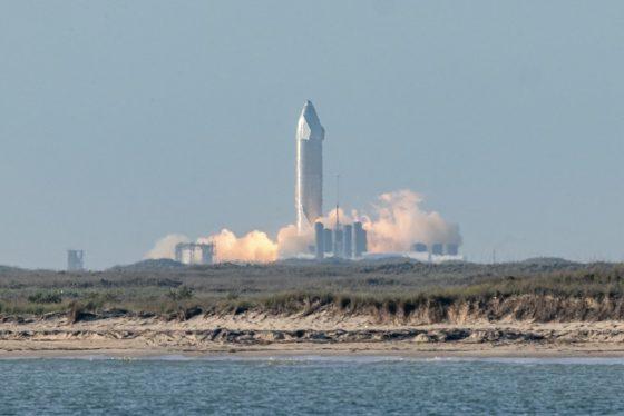 kiedy lot test statyczny Starship SN11 SpaceX gdzie oglądać live stream transmisja YouTube