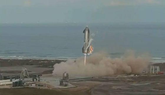 test Starship SN10 SpaceX co dalej kiedy Ultra Heavy