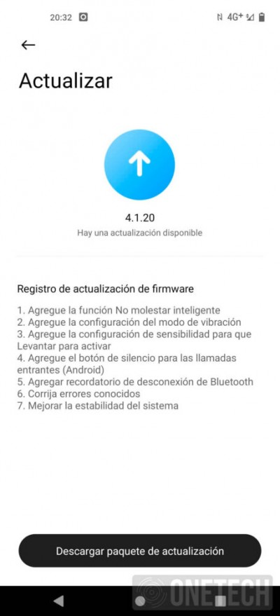 aktualizacja Xiaomi Mi Watch Lite co nowego nowości