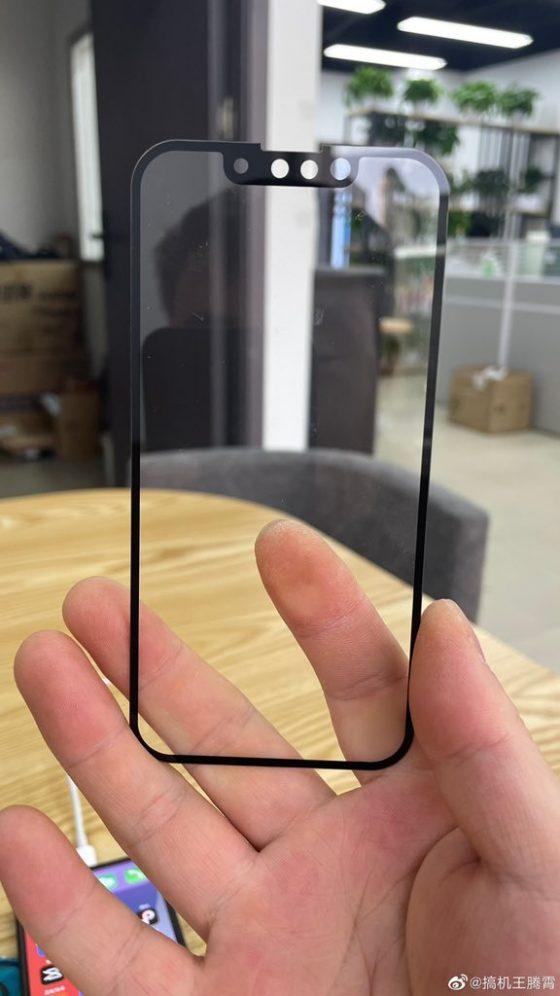Apple iPhone 13 mniejszy notch wcięcie iPhone 12