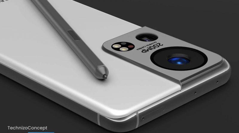 kiedy premiera Samsung Galaxy S22 Ultra jaki aparat Olympus plotki przecieki wycieki rendery