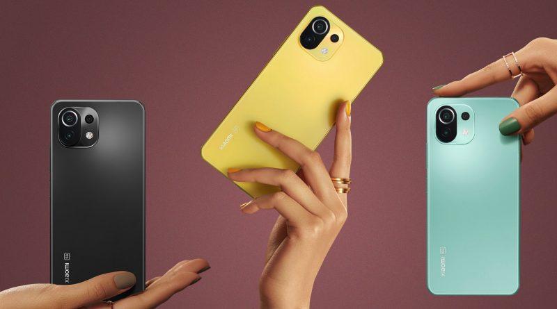 przedsprzedaż Xiaomi mi 11 Lite 5G cena kiedy w Polsce gdzie kupić najtaniej specyfikacja techniczna Nokia X50 Mi band 6