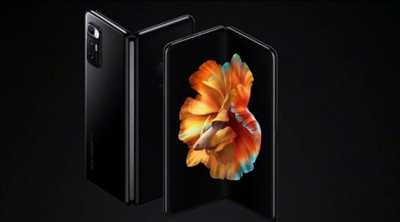 test Xiaomi Mi Mix Fold opinie składany ekran wytrzymałość