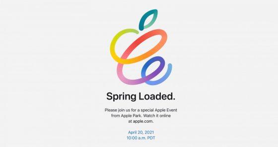kwietniowa konferencja Apple Spring Loaded ipad Pro 2021 iMac AirTags iOS 14.5 AirPods 3 plotki przecieki
