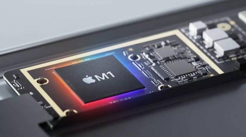 Apple M1 Mac Mini MacBook Air jak wymienić pamięć RAM zwiększyć dysk SSD