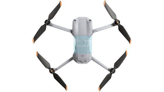 kiedy dron DJI Air 2S cena specyfikacja techniczna rendery plotki przecieki wycieki