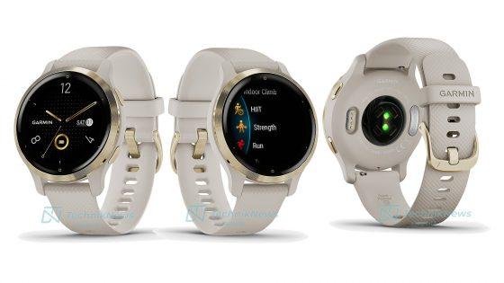 kiedy premiera Garmin Venu 2 cena specyfikacja techniczna opinie smartwatch