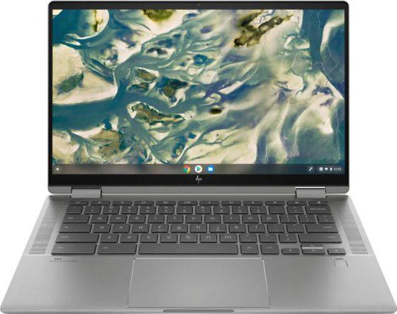 HP Chromebook x360 14c cena opinie specyfikacja techniczna