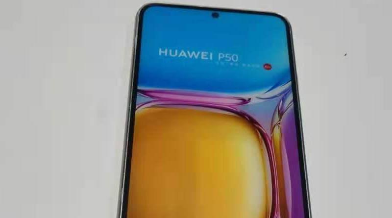 makieta Huawei P50 Pro zdjęcia plotki przecieki