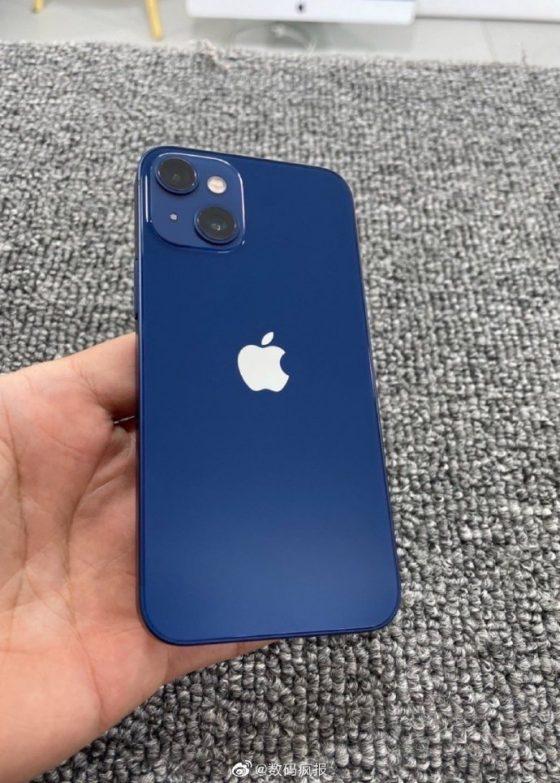 prototyp Apple iPhone 13 Mini plotki przecieki wycieki