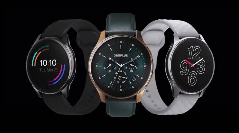 smartwatch OnePlus Watch ekran 50 Hz
