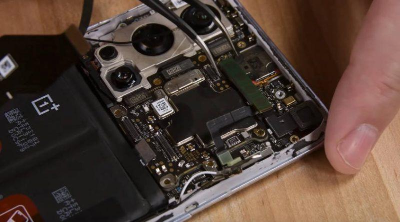 rozbiórka OnePlus 9 Pro iFixit
