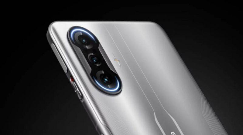 Xiaomi Redmi K40 Gaming Edition kopia POCO F3 GT