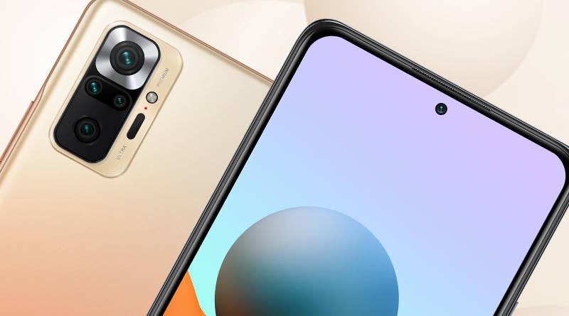 Redmi Note 10 Pro 5G problemy z dotykiem ekran nie reaguje