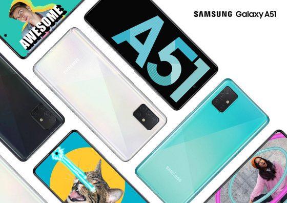 aktualizacja One UI 3.1 dla Samsung Galaxy A51 5G kiedy opinie
