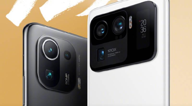 flagowce Xiaomi Mi 11 Ultra Xiaomi Mi 11 Pro sprzedaż wyniki