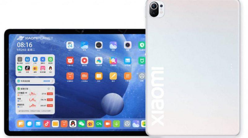 tablet Xiaomi Mi Pad 5 kiedy pemiera jaka bateria specyfikacja techniczna