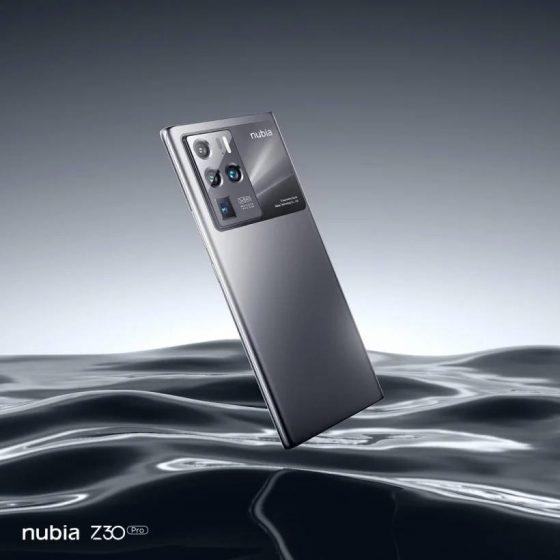 ZTE Axon 30 Ultra Nubia Z30 Pro smartfony specyfikacja techniczna