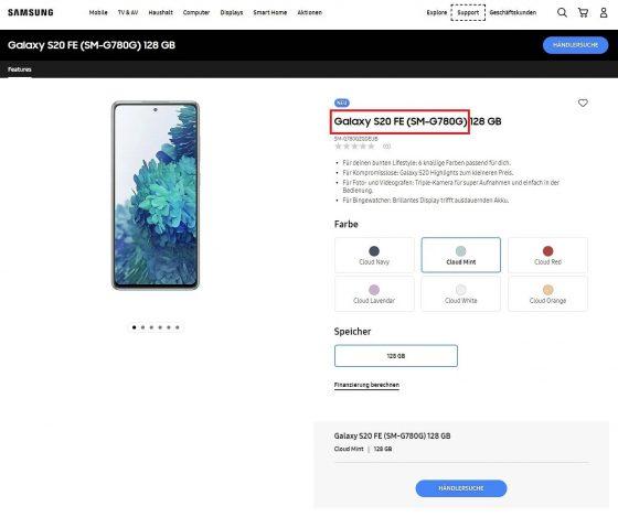 kiedy Samsung Galaxy S20 FE LTE Snapdragon 865 opinie specyfikacja techniczna