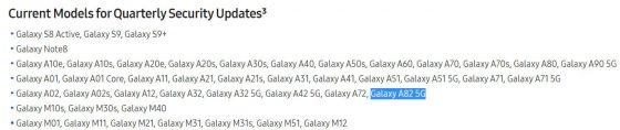kiedy Samsung Galaxy A82 5G cena specyfikacja techniczna plotki przecieki