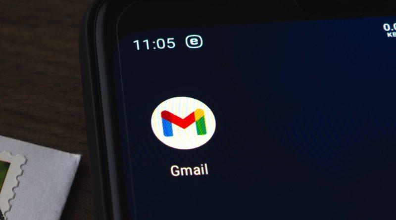 aplikacja Gmail na Androida zdjęcie konto Google awatar