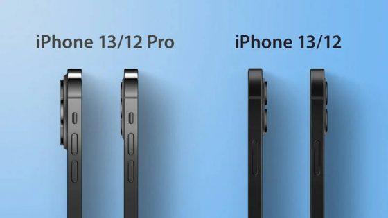 Apple iPhone 13 Pro aparat fotograficzny wyspa