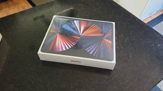 Apple M1 iPad Pro 2021