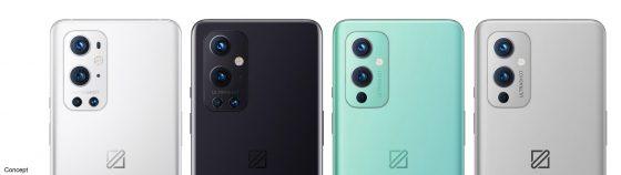 OnePlus 9 Pro jakie kolory obudowy