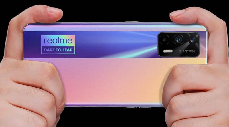 Realme X7 Max 5G oficjalnie. To flagowiec z MediaTekiem