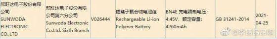 kiedy Xiaomi Mi Note 11 plotki przecieki specyfikacja techniczna