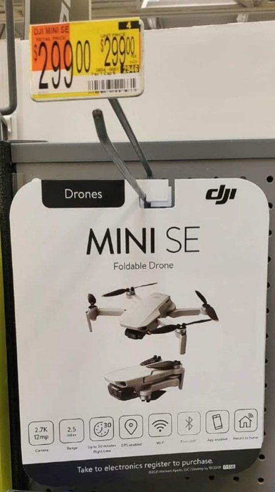 kiedy premiera DJI Mini SE cena dron specyfikacja techniczna plotki przecieki